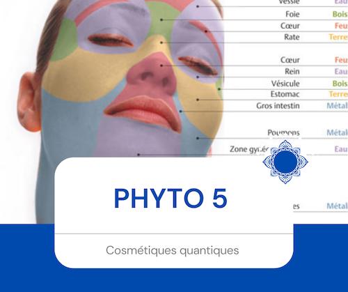 Phyto 5 - cosmétiques quantiques - Matéis O'bien-être
