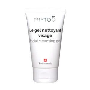 Gel nettoyant visage de la Gamme Suisse de chez Phyto 5