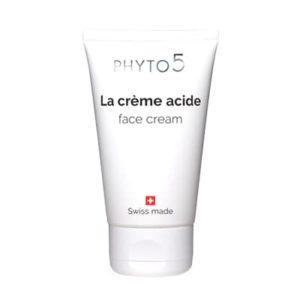 La crème acide de Phyto 5
