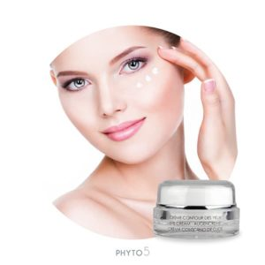 La crème contour des yeux de Phyto 5