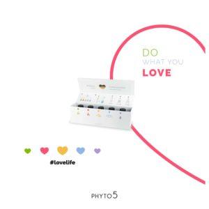 PHYTO 5 - Coffret love éléments