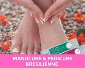 Manucure et Pedicure brésilienne - Matéis O'bien-être