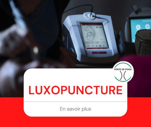 Perte de poids par la luxopuncture - Matéis O'bien-être